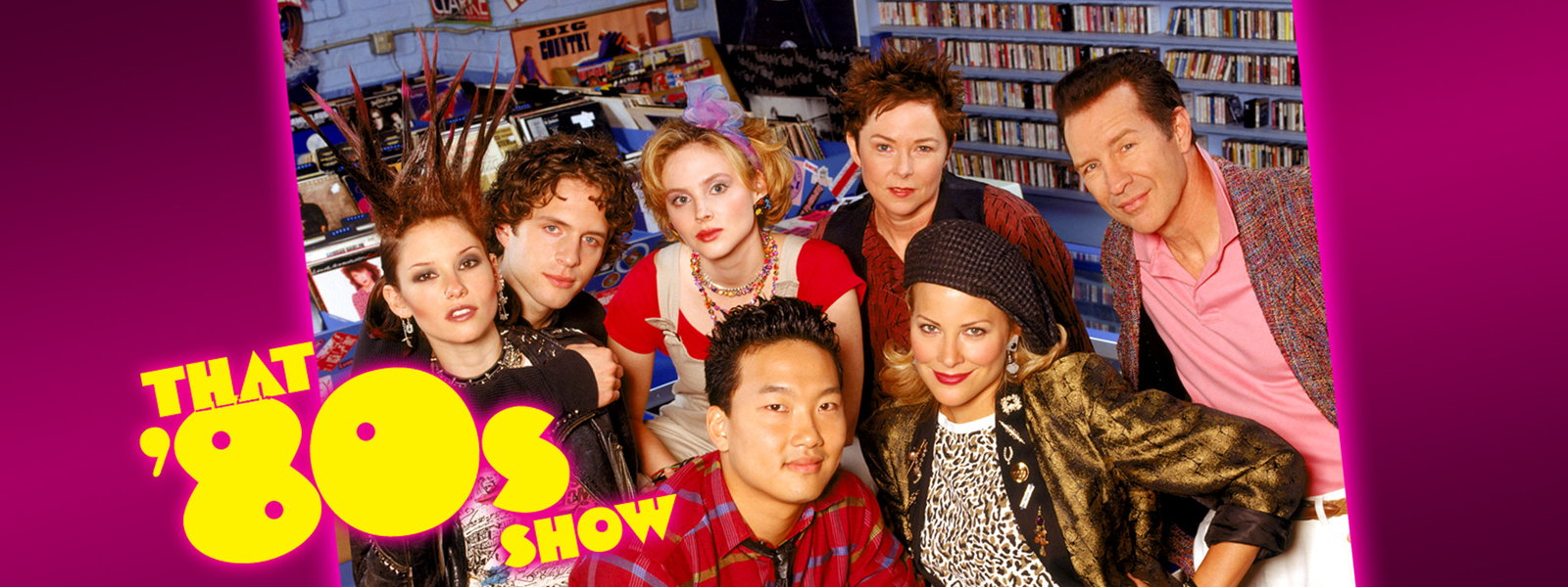 That 80s Show Cast Dead friend), the fellas talk about rt's pervy ...